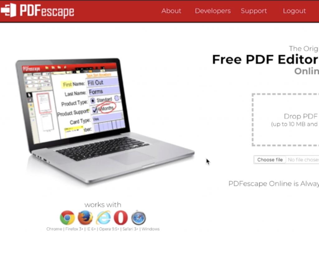 Cómo hacer pdf editables