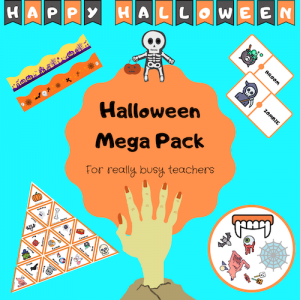 Tag Halloween Resources
