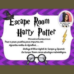 Tag Harry Potter Escape room