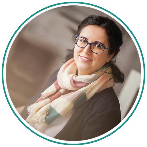 Foto de perfil de la profesora Inma