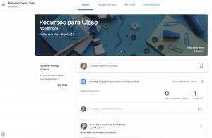 curso Google Classroom